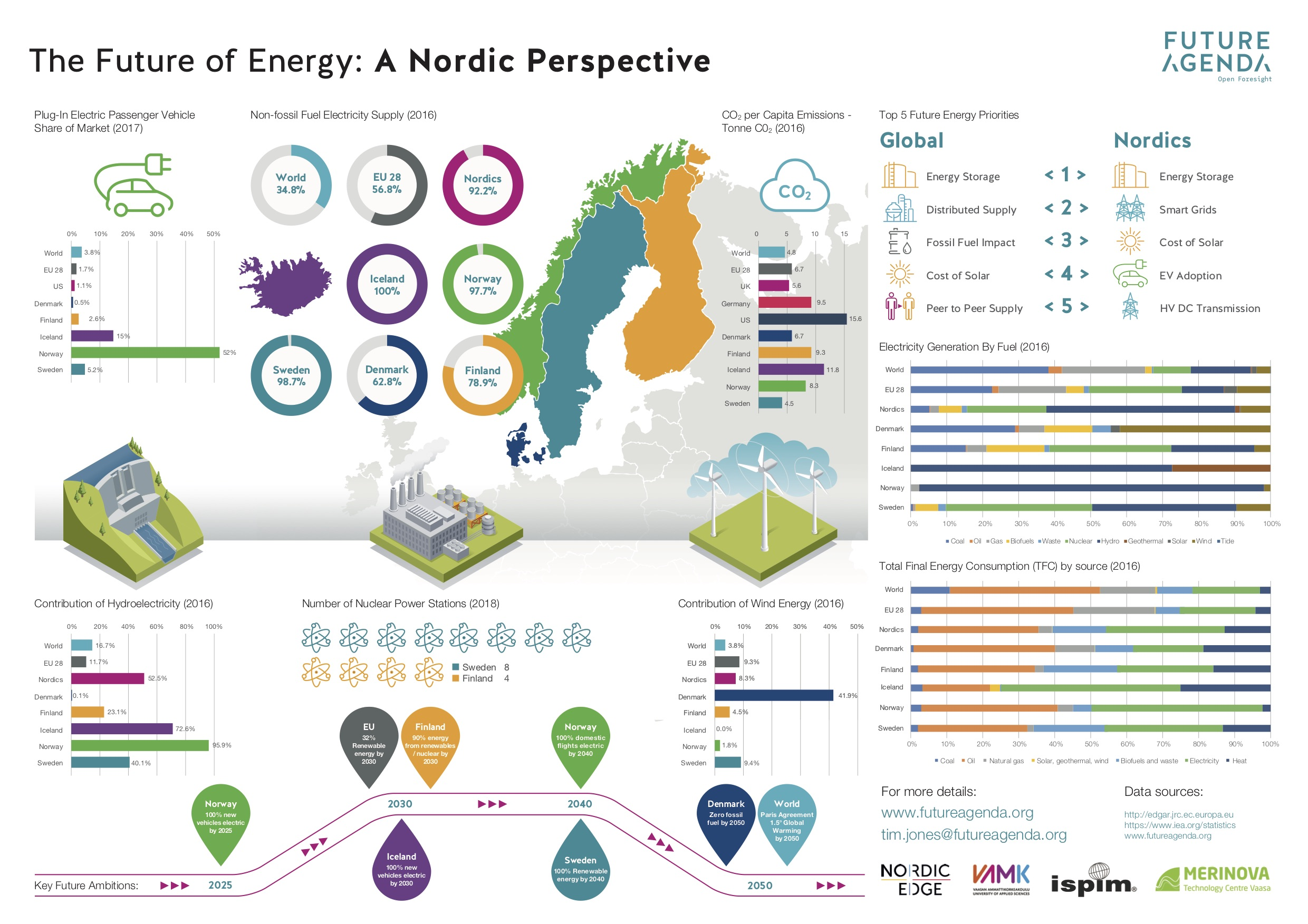 Future of Energy Infographic