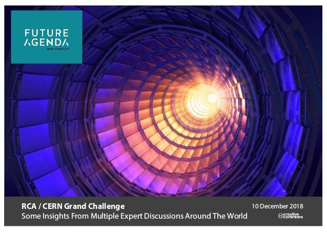 RCA CERN Grand Challenge