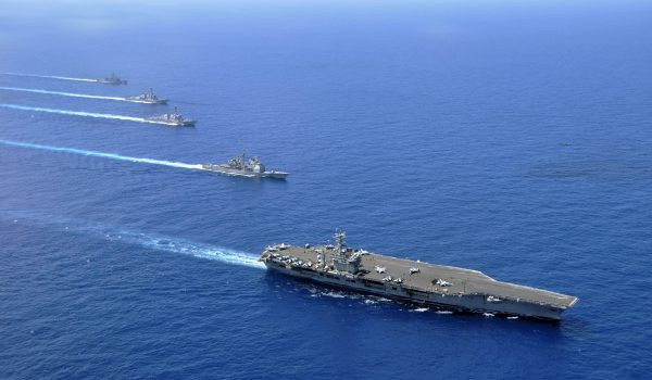 Tension in the South China Sea