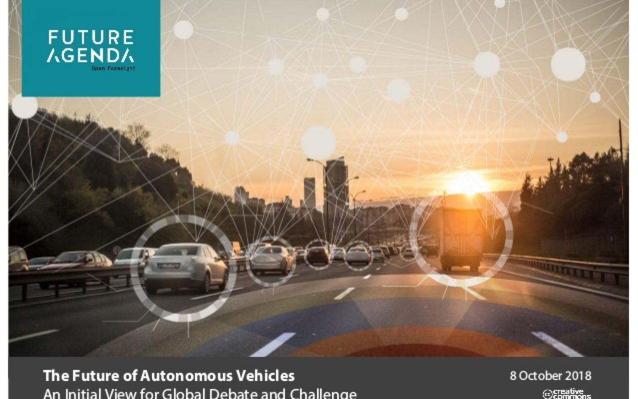 Future of autonomous vehicles initial perspective