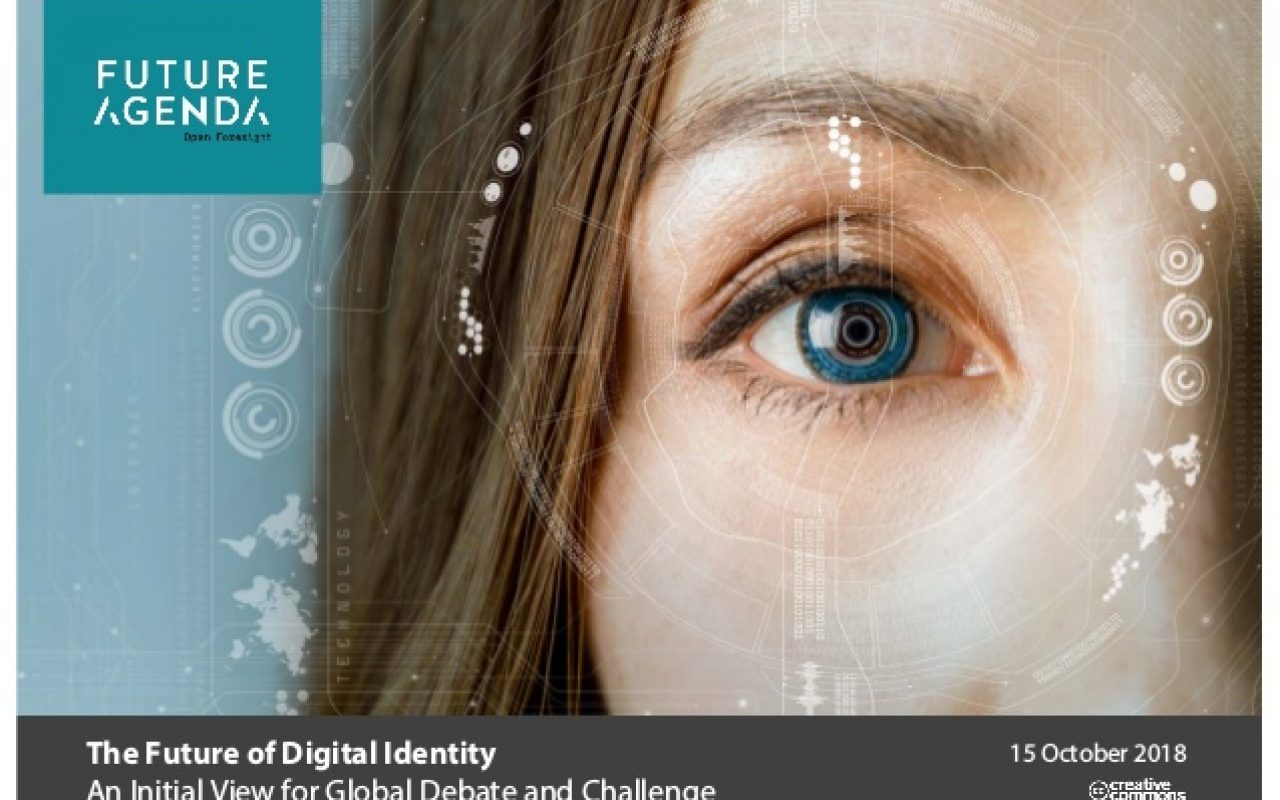 Future of digital identity initial perspective