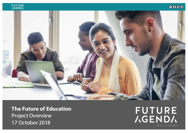 Future of education project overview